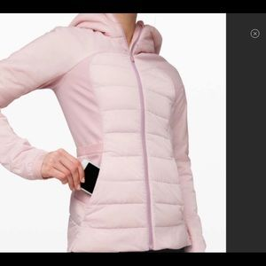 LuluLemon Down For It All Goose Down Jacket